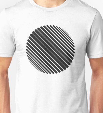 Screen - Black Unisex T-Shirt