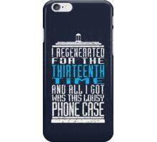 Regeneration No. 13 iPhone Case/Skin