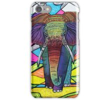 The Mighty Elephant iPhone Case/Skin