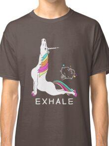 Unicorn Exhale Classic T-Shirt