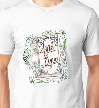 #classicbeauties 1 - Jane Eyre Unisex T-Shirt