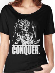CONQUER (Teen Gohan) Women's Relaxed Fit T-Shirt