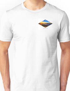 Aperture Landscape Unisex T-Shirt