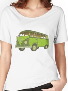 Kombi Green Women's Relaxed Fit T-Shirt
