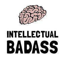 Intellectual Badass by AmazingMart