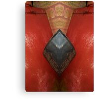 Texture and Shapes Canvas Print