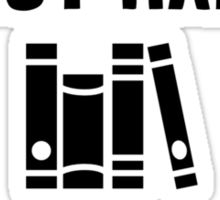 Library Card Fun Sticker