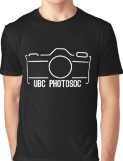 UBC PhotoSoc Graphic T-Shirt