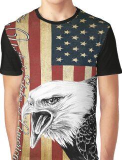 Bald Eagle Graphic T-Shirt