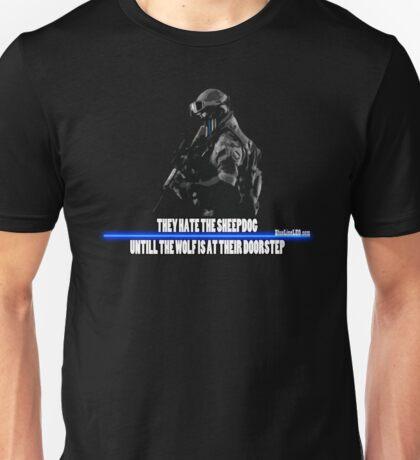 The Sheep Dog LEO Unisex T-Shirt