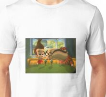 Carl Egg Nut Unisex T-Shirt