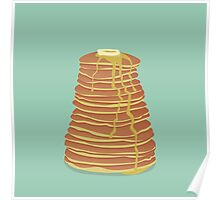 Stack of Pancakes! Poster