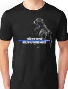 The Sheepdog LEO Unisex T-Shirt