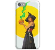 Halloween's Witch iPhone Case/Skin