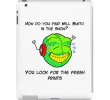 Fresh prints iPad Case/Skin