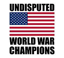 World War Champions by AmazingMart