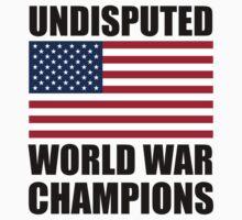 World War Champions Kids Clothes