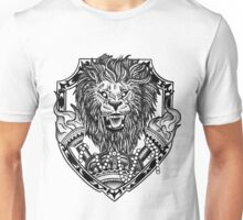 Flames of a Lion Unisex T-Shirt
