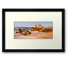 Baja Framed Print