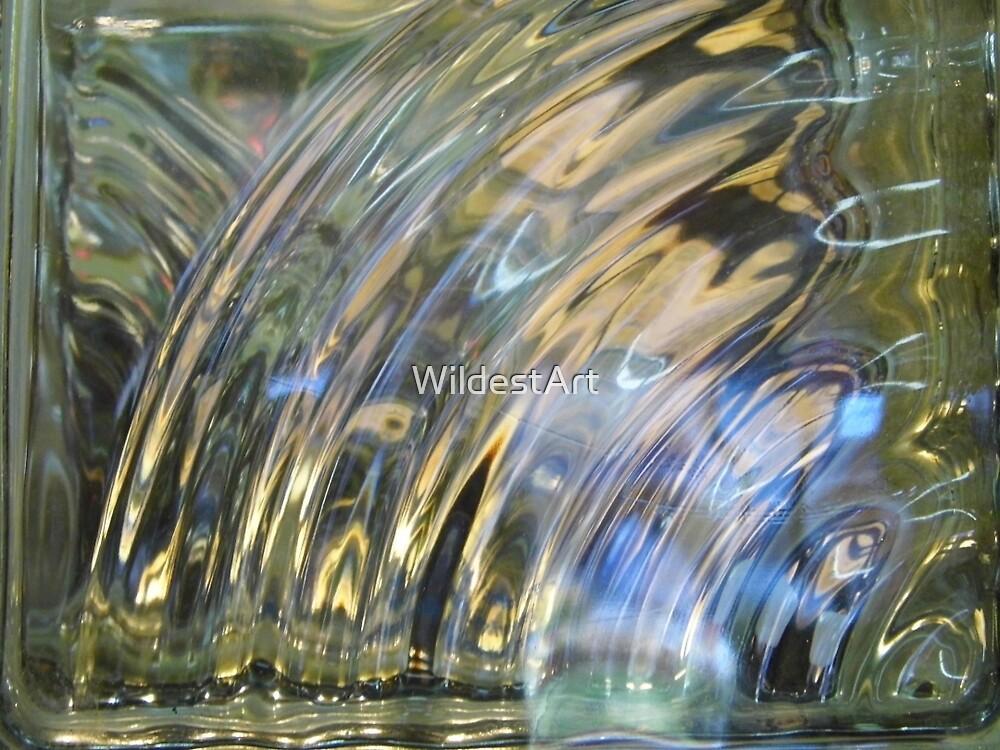 Glass Bricks by WildestArt