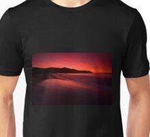 Port Jackson sunset IV Unisex T-Shirt