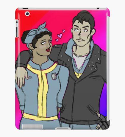 butch being very heterosexual iPad Case/Skin