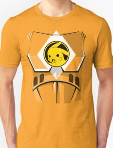 Yellow Poké Ranger - Movie Style T-Shirt