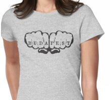 Budapest! Womens Fitted T-Shirt