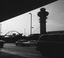 LAX by Santamariaa