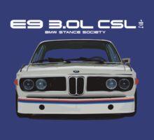 BMW E9 3.0L CSL - 2 by BSsociety