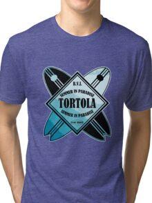 Tortola Beach Style Tri-blend T-Shirt