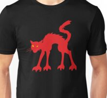 The Red Cat Unisex T-Shirt