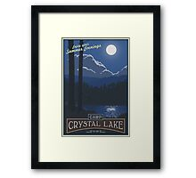 Best summer camp ever Framed Print