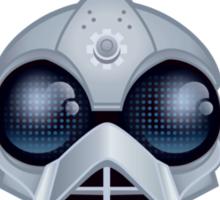 MiniWars: Death Star Droid w/MOUSE droid Loose Sticker