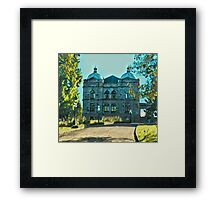 Victoria's Parliament Architecture  Framed Print