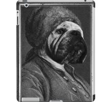 Bull Franklin iPad Case/Skin
