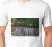 Fall Fence Unisex T-Shirt