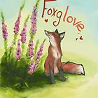 Foxglove by Morgan Birch