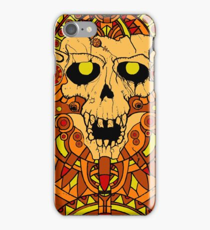 Aztec Skull iPhone Case/Skin