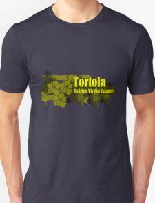 No Rush In Tortola Unisex T-Shirt