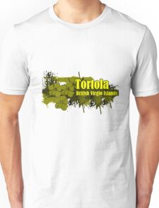 No Rush In Tortola Unisex T-Shirt