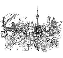 Toronto! Photographic Print