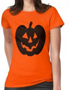 Jack-O-Lantern 1 Womens Fitted T-Shirt