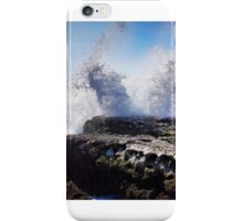 high current iPhone Case/Skin