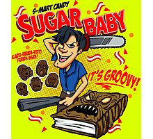 SUGAR BABY - ARMY OF DARKNESS Photographic Print