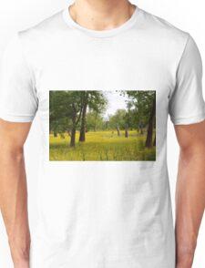 Pretty yellow sneezefest Unisex T-Shirt