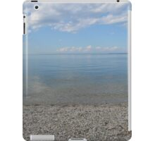Washington Island beach iPad Case/Skin