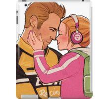dead rising 2 chuck and katey iPad Case/Skin