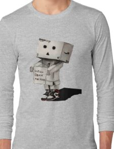 Danbo Drawing Long Sleeve T-Shirt