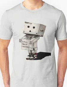 Danbo Drawing T-Shirt